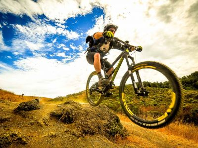 Mountain bike tours with guide