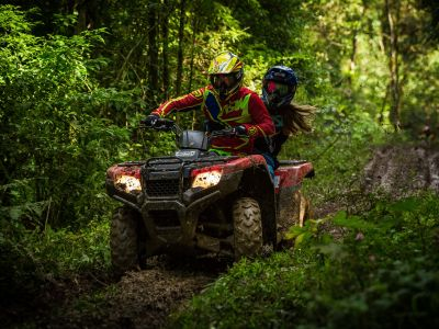 ATV tours in Land of Volcanoes