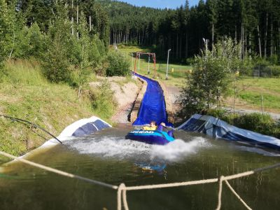 Summer Tubing a TUSNAD FUN PARKBAN