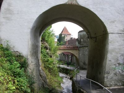 The Canal And Graft Bastion